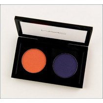 Mac Paleta Duo Sombra Double Feature 8 100% Original - Linda