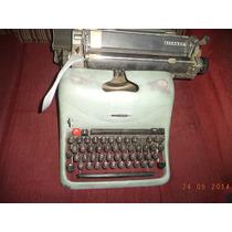 Maquina De Escrever Olivetti Lexikon 80 Fabricada Na Italia