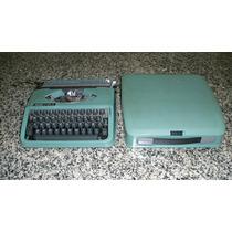 Máquina De Escrever Olivetti Lettera 82 (094)