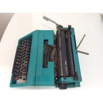 Maquina De Datilografia Olivetti 45