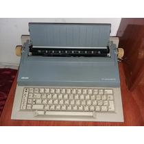 Máquina De Escrever Olivetti Et Personal 55