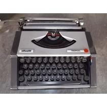 Máquina De Escrever Olivetti Tropical #1560