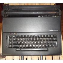 Maquina Escrever Eletrica - Olivetti Praxis 20 -