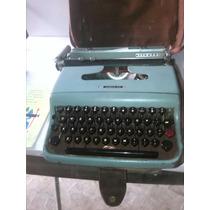 Maguina De Escreve Olivette Lettera 22