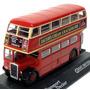 London Transport Rtw Double Decker 1/76 Atlas