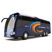 Ônibus Romabus Executivo / Seleção Brasileira 55cm - Oferta!