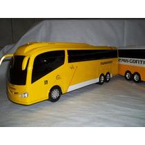 Para Colecionar - Ônibus Viação Itapemirim Em Miniatura
