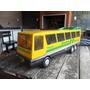 Brinquedo Ônibus Expresso Brasileiro Tribus Bandeirante