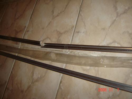 Opala 69 A 74 Friso Painel Traseiro Novo Original
