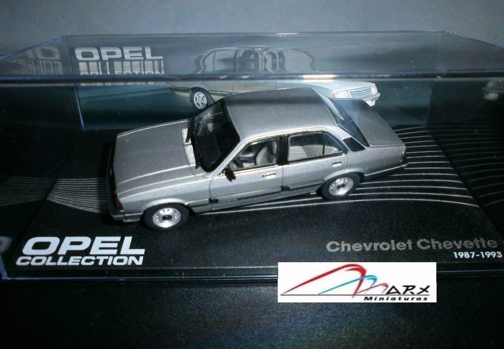 Opel chevette 4 portas 1 43 opel collection r 270 for Chevette 4 portas
