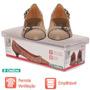 Caixa Ordene De Sapato Transparente Pequeno - Organizar