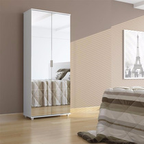 Sapateira Roma C/portas Espelhada-móveis Jaci- Compre Móveis