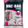 Saco A Vácuo Com Cabide Roupas- Vac Hang Bag 70 X 120 Ordene
