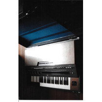 Orgão Eletrônico Yamaha , Portátil, Modelo Yc-30-d, Anos 80