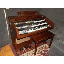 Orgão Gambit 3 Teclados