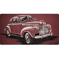 Chevrolet Coupe 1940 / Pintura Em Acrilico Sobre Tela