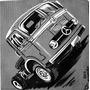Mercedes Lp321 Cz / Pintura Em Acrilico Sobre Tela