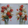 Tela Flores Moderna 60x80 Clara Padovani De199,00 Por