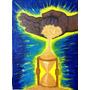 Pintura Acrílica S/ Tela, Quadro Arte Decoração