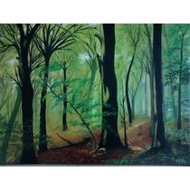 Telas De Pinturas, Paisagens..60.x.80.óleos/tela..s/moldura.