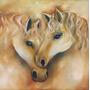 Obras De Arte Quadros Vendramini Müller - Cavalos