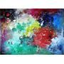 Wilson Braga Pintura Abstrata Mista S/tela