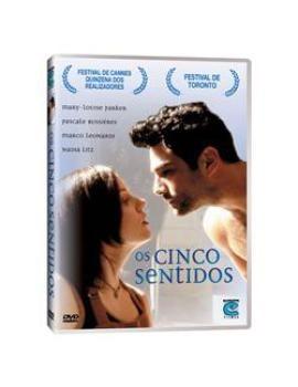 Os Cinco Sentidos Dvd Novo Orig Lacrado Comedia Romantica