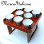 Antigo Jogo Japonês De Chá, Em Porcelana, Do Período Showa