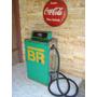 Bomba Gasolina Antiga Br Petrobras Texaco Shell Coca Cola