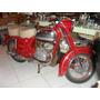Moto Jawa Antiga 1955 Toda Original