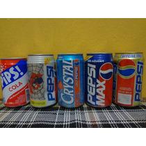 Lata De Refrigerante Pepsi Antiga