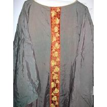 B. Antigo - Paramento Sacro, Anos 60, Casula Em Chamalote