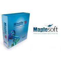Maple 18 - Completo (português) Mac