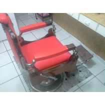 Cadeira De Barbeiro Marca Koken