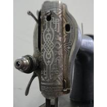 Máquina De Costura Antiga Singer