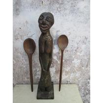 Escravos, Escravidão - Escultura Antiga.