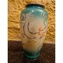 Antigo Vaso Porcelana Satsuma - R 2178