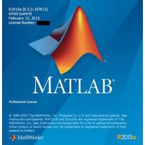 Matlb R2015a Pro - Completo