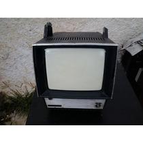 Tv Antiga Portátil - Sony - Anos 70´s
