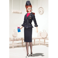 Barbie Collector Silkstone The Stewardess - Raridade