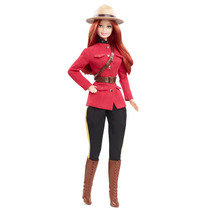 Barbie Dolls Of The World Canada 2013