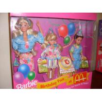Barbie Todd E Stacie E A Barbie 1993 Nao Gravida