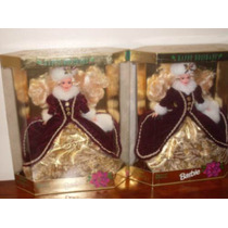 Barbie Happy Holidays 1996 *** No Brasil *** Nao Gravida *