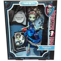 Monster High - Scary Tales - Cinderela - Frankie