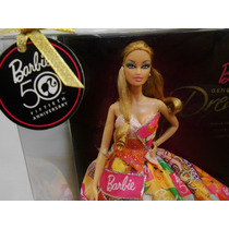 Barbie Generations Of Dream 50 Aniversario Caixa Lacrada