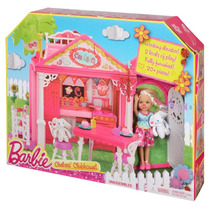 Barbie A Vila De Chelsea- Mattel
