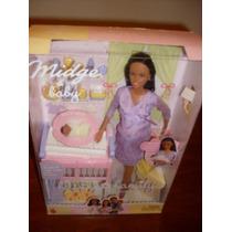 Barbie Gravida Morena - No Brasil *** Promocao ***
