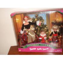 Barbie Holiday Sisters *** Nao Gravida *** Promocao