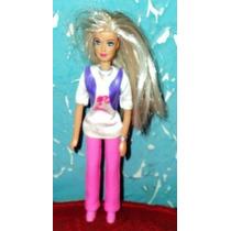 Boneca Barbie Mattel Coleção 2008 Ovos Da Páscoa (c3g2)