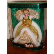 Barbie Happy Holidays 1994 *** No Brasil *** Nao Gravida ***